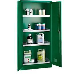 Pflanzenschutzmittel- und Chemikalienschrank, Standard