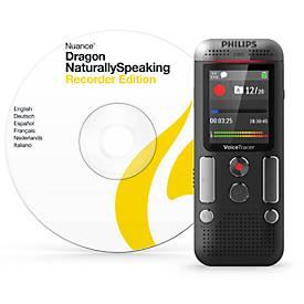Philips digital. Diktiergerät DVT2710