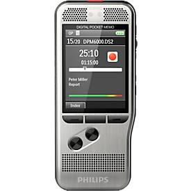 PHILIPS Digitales Diktiergerät Pocket Memo® DPM 6000