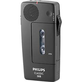 PHILIPS Mini-Kassetten-Diktiergerät Pocket Memo 388