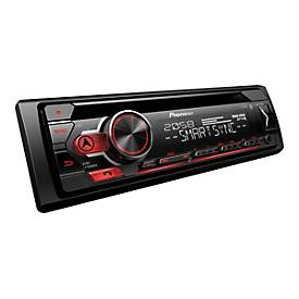 Pioneer DEH-S310BT - Auto - Receiver (CD) - in-dash-Einheit - Voll-DIN