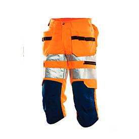 Piratenhosen HV orange/marine C46