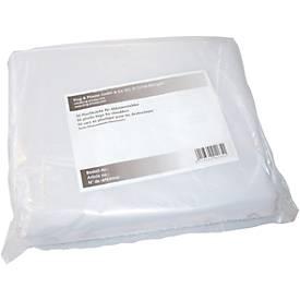Plastiksäcke, für Aktenvernichter 2501/2501-C/C