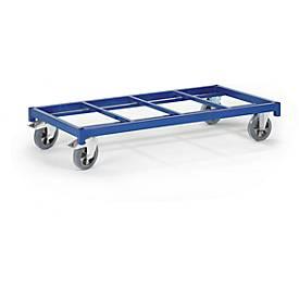 Platform trolley basisuitvoering, 1680 x 880 mm, draagvermogen 1.200 kg.