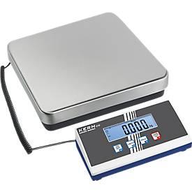 Platformweegschaal EOB 15 K 10, max. 15 kg