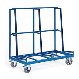 Plattenwagen mit einseitiger Auflagefläche