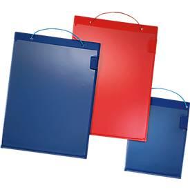 Pochettes A4 pour Planning - avec pince de fermeture