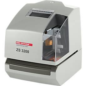 Pointeuse modèle ZS 3200