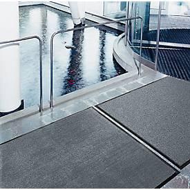 Polykleen® Schmutzfangmatten Olefin, 600 x 900 mm, grau