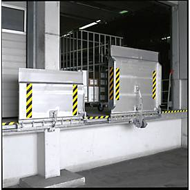 Pont de chargement Type SKB, en aluminium