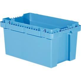 Poolbox PB 6320 m.deksel blauw (91392)