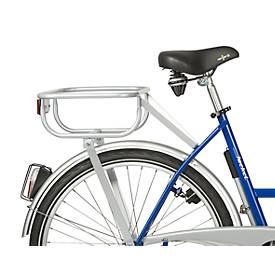 Porte-bagages pour vélo de transport, en acier, facile à monter, très résistant