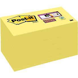 POST-IT Haftnotizen Super sticky, kanariengelb