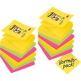 Post-It® Super Sticky Z-Notes, 76 x 76 mm, 12 blokken