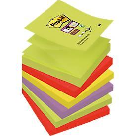 Post-it® Haftnotizen Super Sticky Z-Notes R3306SM