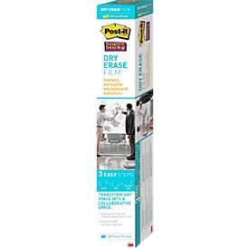 Post-it® Super Sticky Dry Erase Film, flexible ...