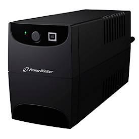 PowerWalker VI 650 SE Line-Interactive USV-System