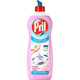 Pril Handspül-Lotion Sensitive, mit Seidenproteinen, Inhalt 750 ml