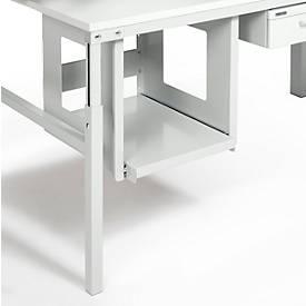 Printerkaart serie TPB, uitbreidbaar tot 500 mm, f. Printer B 400 x D 500 x H 415 mm.