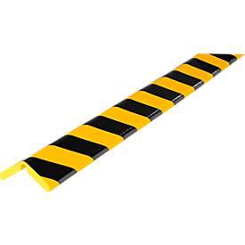Profiulé de sécurité de coin Knuffi®-Flex, morceau d'1 mètre