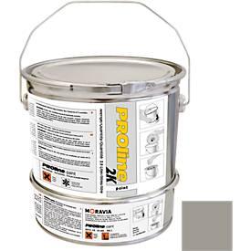 PROline-paint tweecomponentencoating voor bedrijfshallen, steengrijs