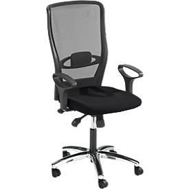 Prosedia Bürostuhl YOUNICO plus 8 Design, ohne Armlehnen, Synchronmechanik