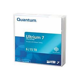 Quantum - LTO Ultrium 7 x 1 - 6 TB - Speichermedium