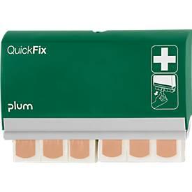 QuickFix pleisterdispenser, detecteerbare pleisters