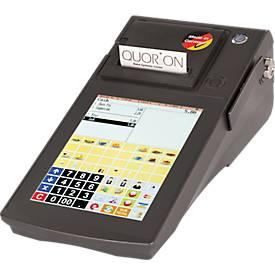 Quorion Gastrokasse QTouch 8, inkl. Fiskalbox