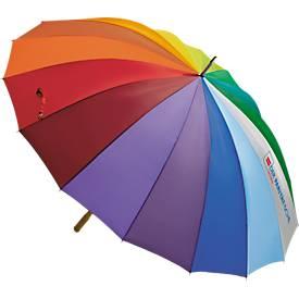 Rainbow-Portierschirm