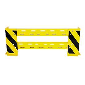 Rammschutz-Planken mit Rammschutzecken