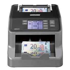 Ratiotec Banknotenzählmaschine S200, ideal f. kleines Zählvolumen