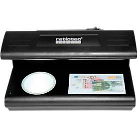 ratiotec® Banknotenprüfer Soldi 185