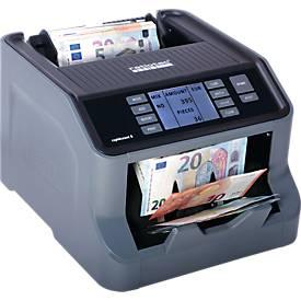 ratiotec® Banknotenzähl- und Prüfmaschine rapidcount S275