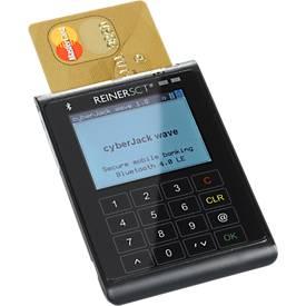 REINERSCT Chipkartenleser cyberjack wave, RFID, PIN-Eingabe, Multi-Applikationen