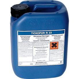 Reinigungskonzentrat TICKOPUR R 33, 5 Liter