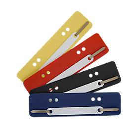 Relieurs de documents en PP de couleur, A4 et A5, 100 pièces