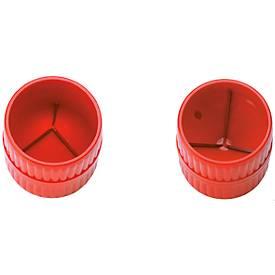 Rohrentgrater Innen und Außen für 3 - 42 mm Rohre aus ABS