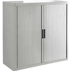 Roldeurkast grijs/grijs h 1040 mm
