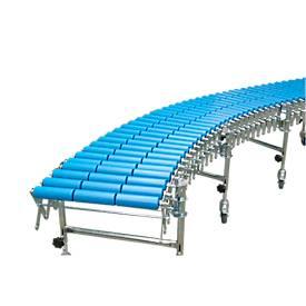 Rollenbaan draaibaar, voor laadvlak 760x760 mm