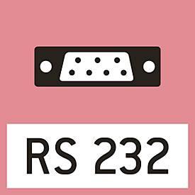 RS-232-interface voor KERN-palletweegschaal UFN, incl. 1,5 m interfacekabel.