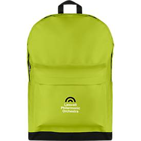 Rucksack mit Außentasche