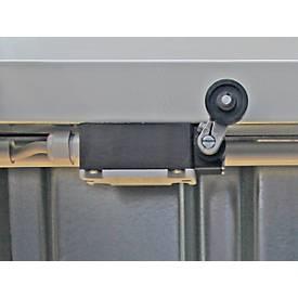 SAFE Tank ECO-installatiepakket, explosieveilig ventilatorsysteem met deurcontactschakelaar