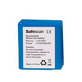 Safescan Akku LB-105 geeignet für Safescan 135i, 145i, 155i und 165i
