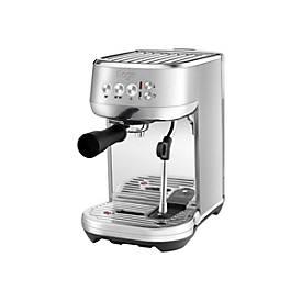 Sage SES500BSS4EEU1 the Bambino Plus - Kaffeemaschine - 9 bar - Edelstahl gebürstet/grau