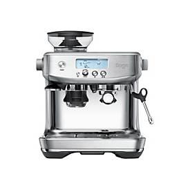 Sage SES878BSS4EEU1 the Barista Pro - Kaffeemaschine mit Cappuccinatore - gebürsteter rostfreier Edelstahl
