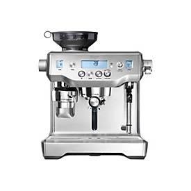 Sage SES980BSS4EEU1 the Oracle - automatische Kaffeemaschine mit Cappuccinatore - 15 bar - gebürsteter rostfreier Edelstahl