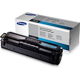 SAMSUNG CLT-C504S/ELS Tonerkassette cyan