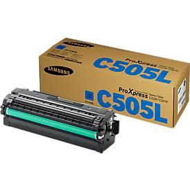 SAMSUNG CLT-C505L/ELS Tonerkassette cyan