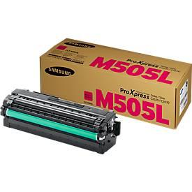 SAMSUNG CLT-M505L/ELS Tonerkassette, magenta
